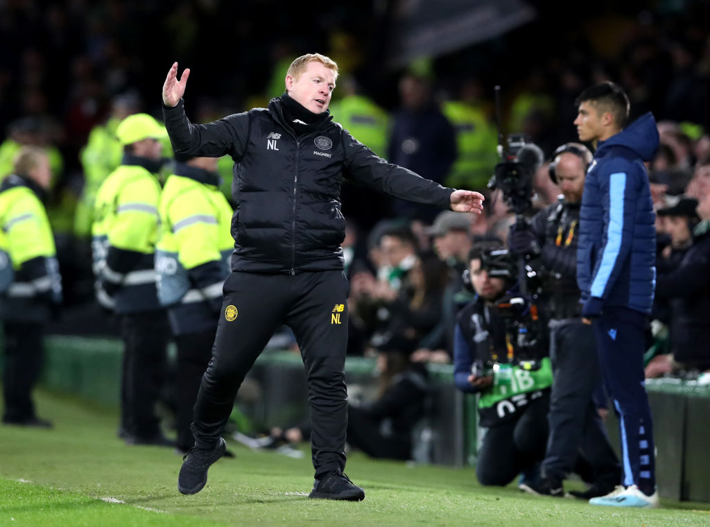 Celtic & Lazio both charged after Europa League game