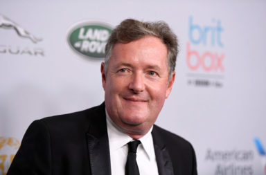 Piers Morgan likes what he is seeing from former Celtic star Kieran Tierney.