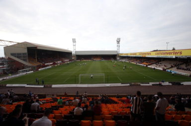 Fir Park hosts a potential Scottish title race upsetter that doesn't include Rangers or Celtic.