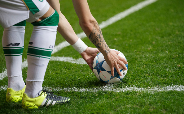 Celtic should be aiming to improve their corner kicks.