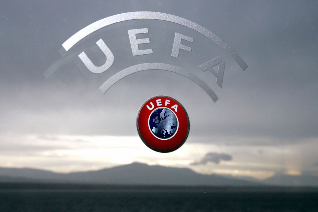 UEFA held talks with its 55 member associations