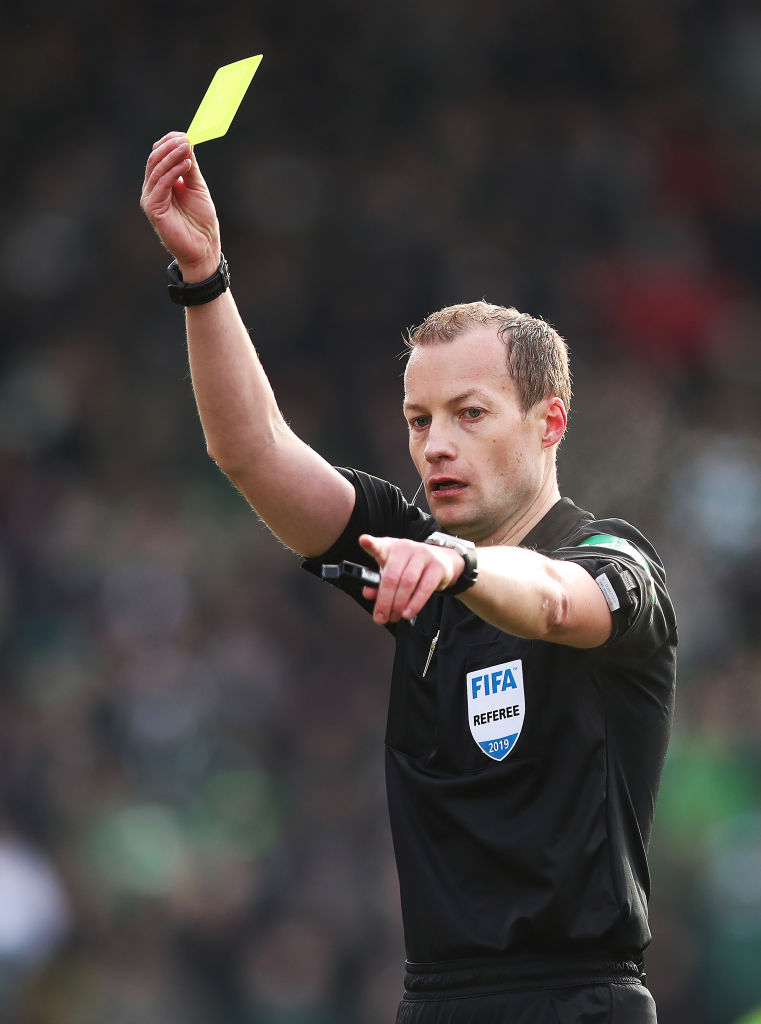SFA announce cup final ref - recent trend indicates potential Celtic Park derby appointment