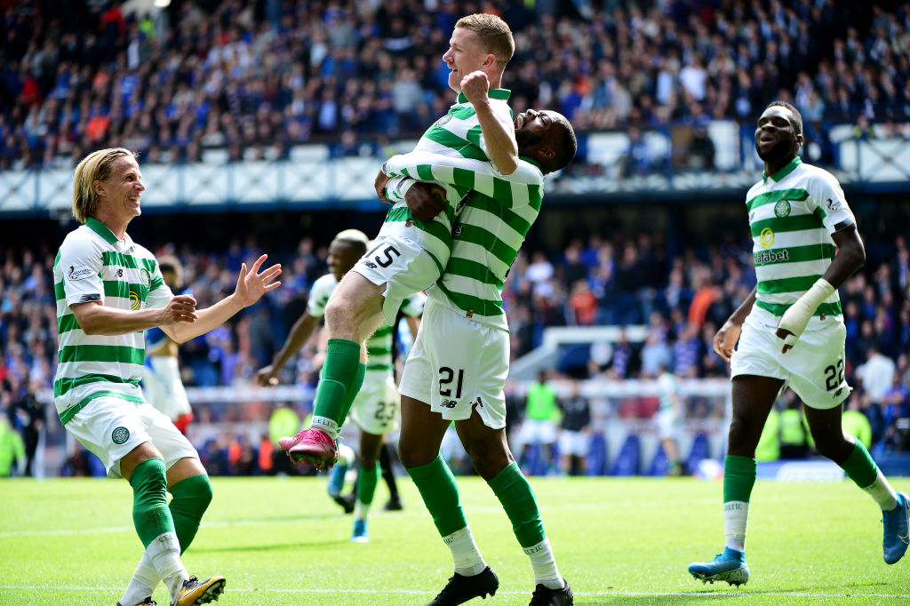 'Never stopped running' - Some Celtic fans left in awe of 'immense' star after Sunday win