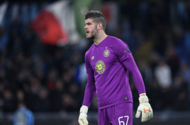 Celtic goalkeeper Fraser Forster must improve on two key areas.
