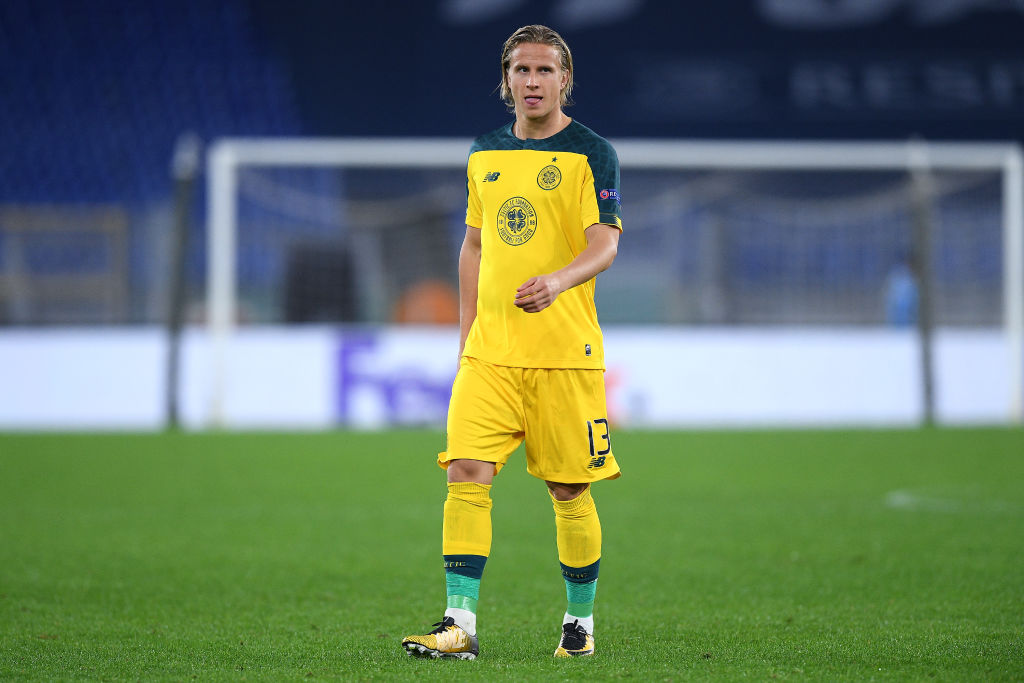 Celtic loanee Moritz Bauer might finally get some proper game time.