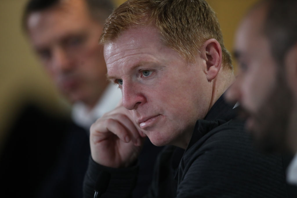 Celtic star paints empty picture of Lennoxtown - highlights club's success