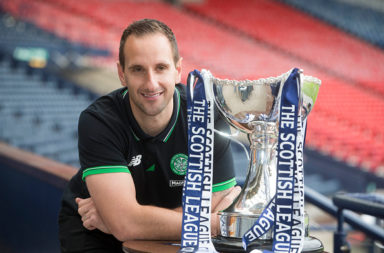 Celtic number two John Kennedy will not be new Hibs boss.