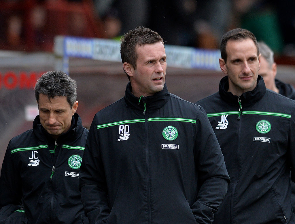 Report: Celtic wanted £300,000 for man who Lennon praised hugely