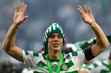 Former Celtic defender Filip Benkovic