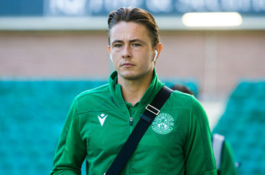 Former Celtic midfielder Scott Allan