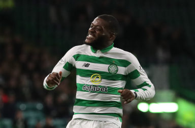Celtic midfield man Olivier Ntcham