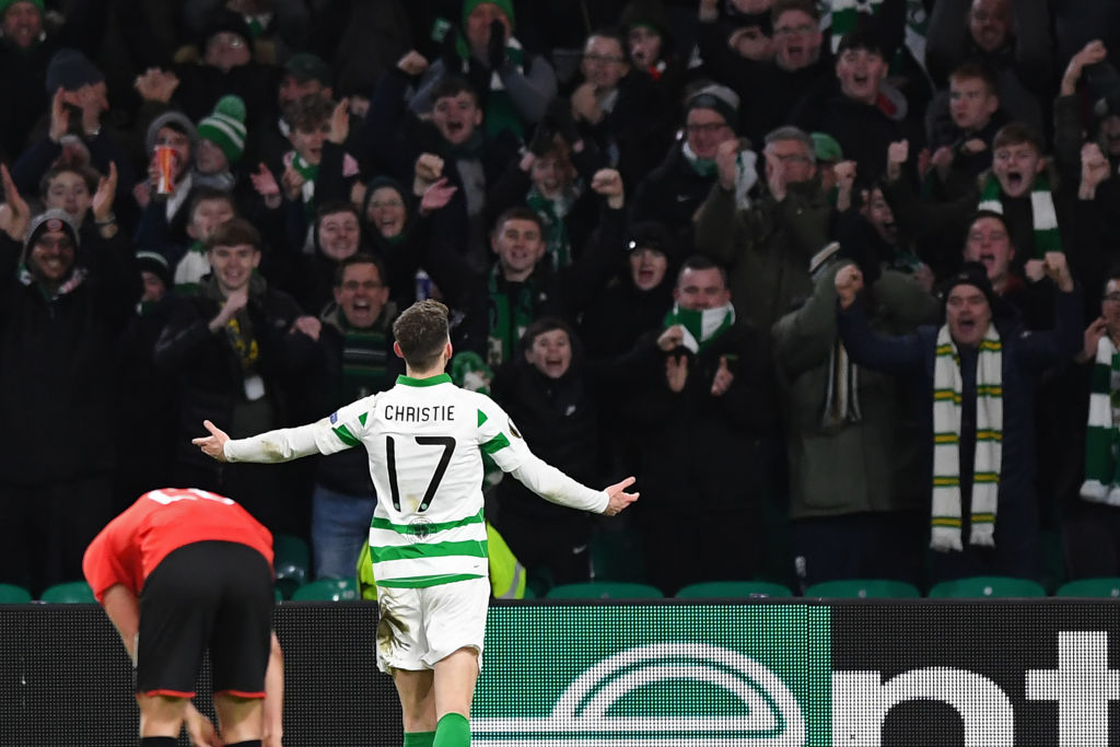 Triple Cup Final Boost for Celtic - Confirmed