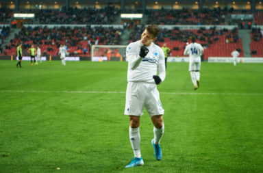 FC Copenhagen show character after Celtic Europa League draw.