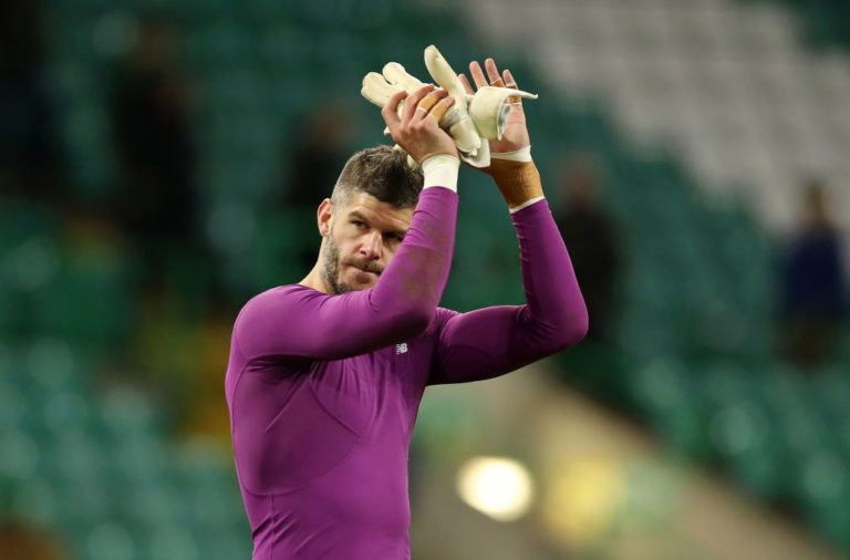 Adrian Durham has voiced his opinion against Fraser Forster's Celtic move.