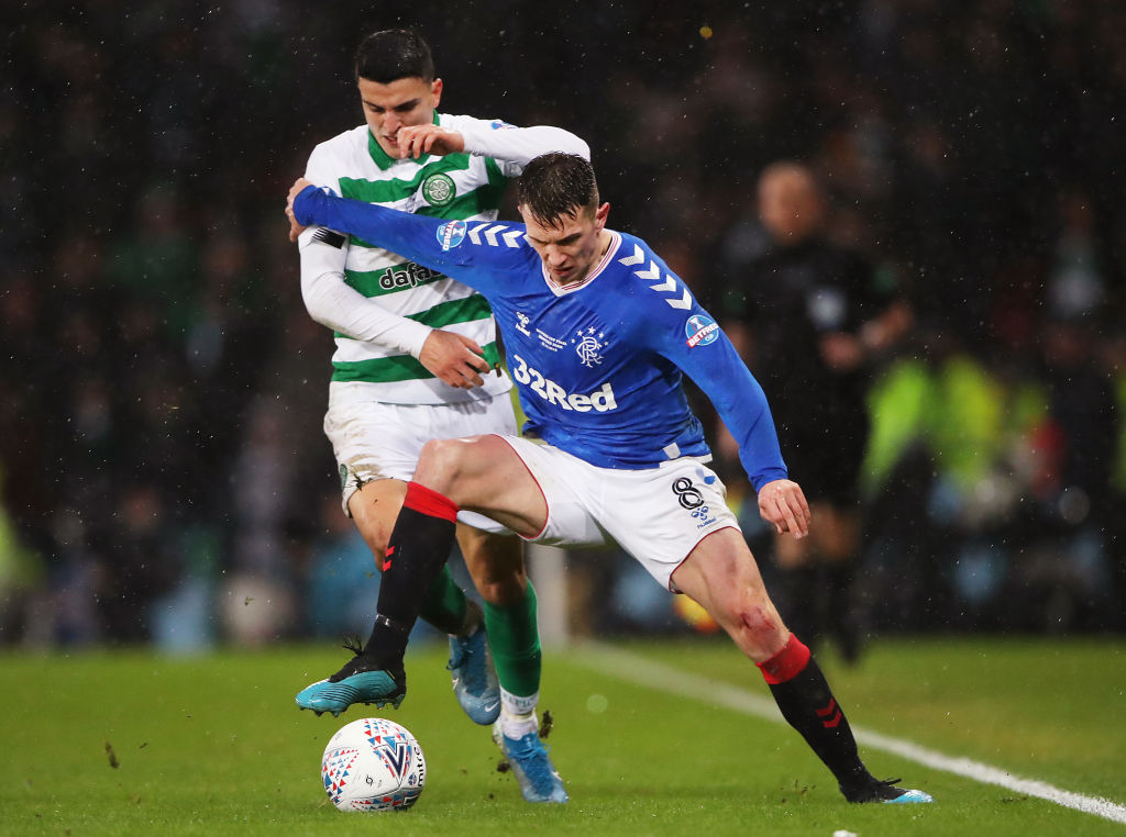 Our View: Celtic man deserves backing after Ibrox goading