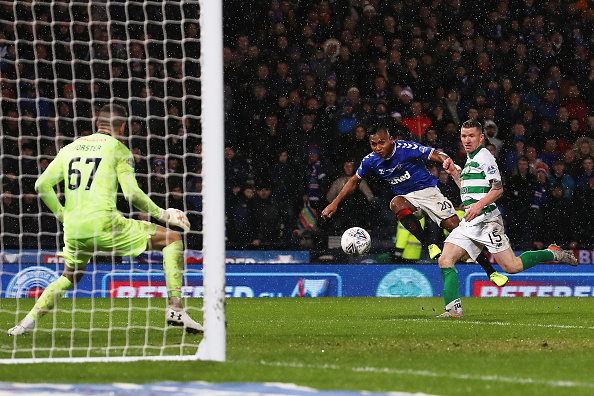 Celtic maintain five-point lead ahead of Old Firm clash
