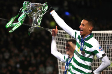 Celtic star Christopher Jullien