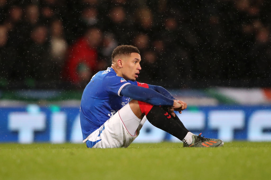 """""""We outplayed them"""" """"Blatant"""" - Celtic defeat has the tears starting at Ibrox"""
