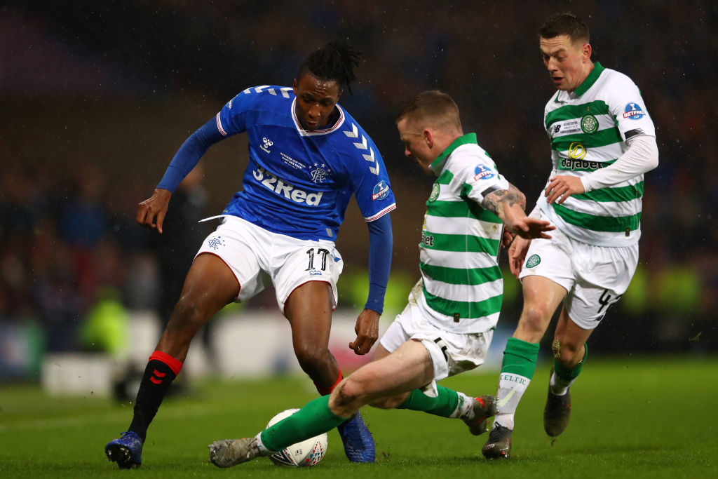 'We knew' - Celtic star opens up on pressure from Rangers