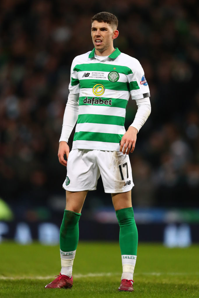 Celtic man remarkably honest about his performance against Rangers