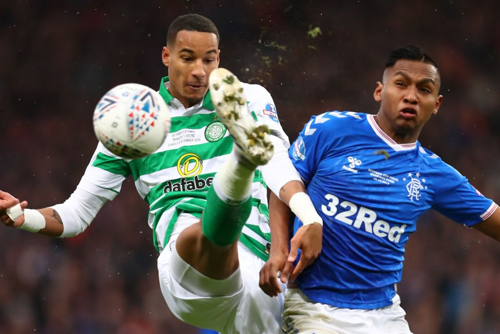 Celtic keep five-point lead ahead of Rangers match