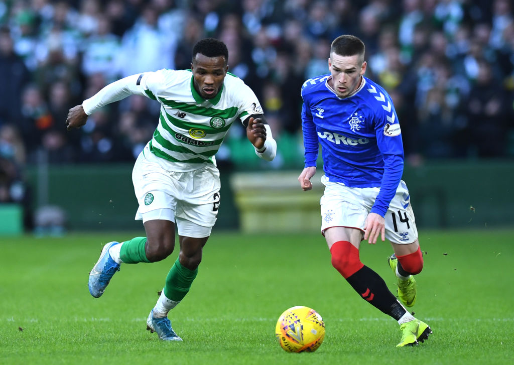 Boli Bolingoli and Ryan Kent