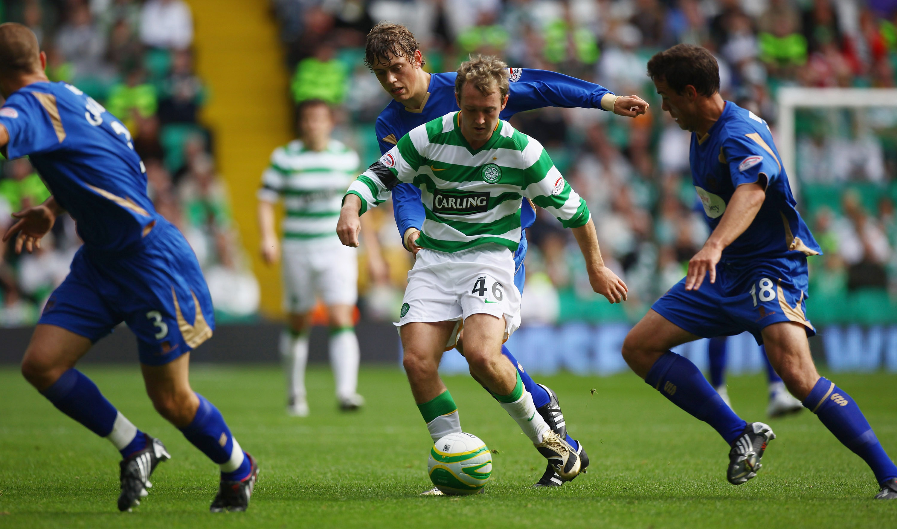 McGeady told he can leave Sunderland in January window