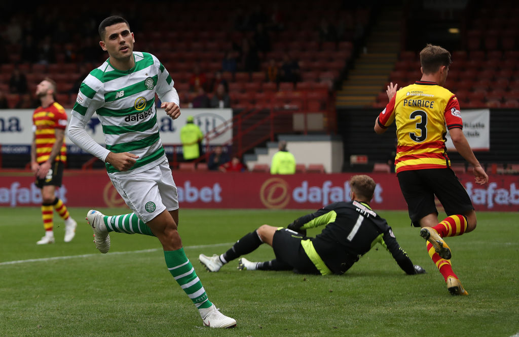 'Get him on the park' - some Celtic fans react to attacker's seventh anniversary at club