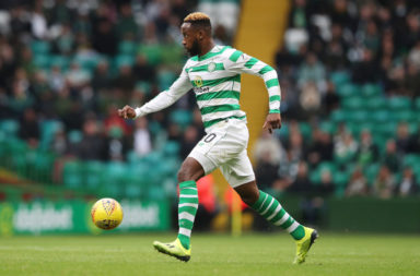 Celtic hero Moussa Dembele features in prestigious players list.