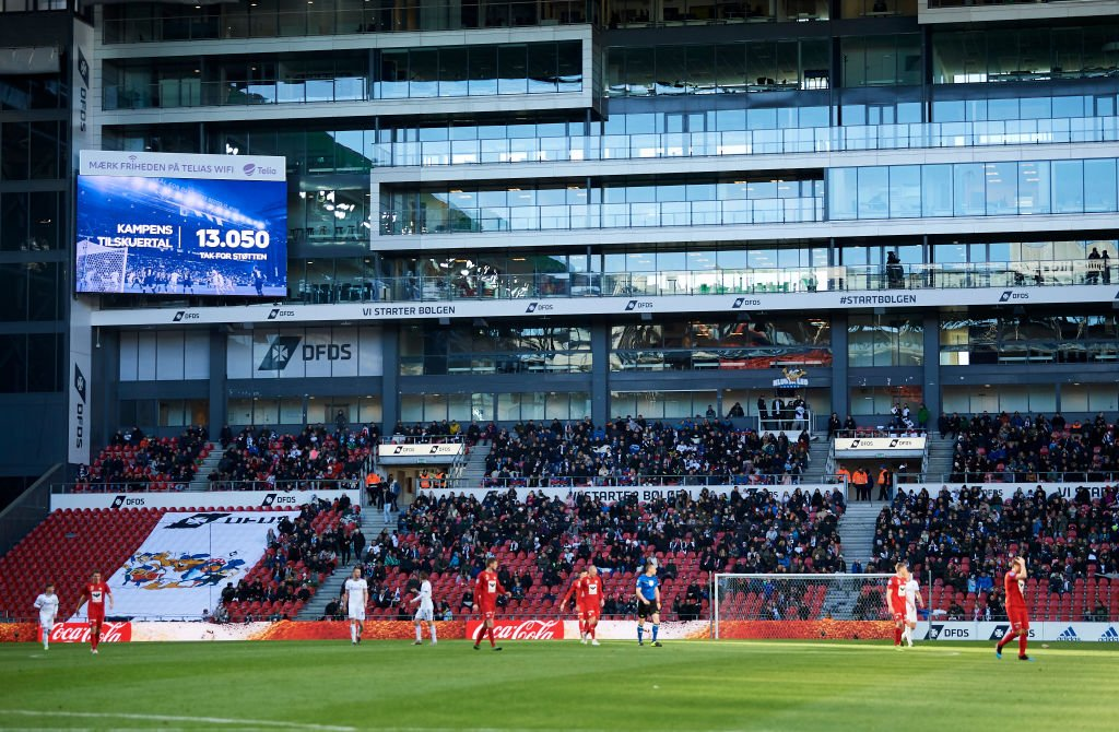 Celtic to receive entire stand for Copenhagen away clash