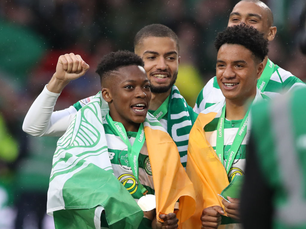 'Real deal': Klimala scores as some Celtic fans get excited by another's reserves impact today