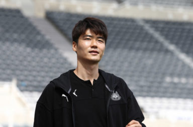 Ki Sung-Yueng at Newcastle