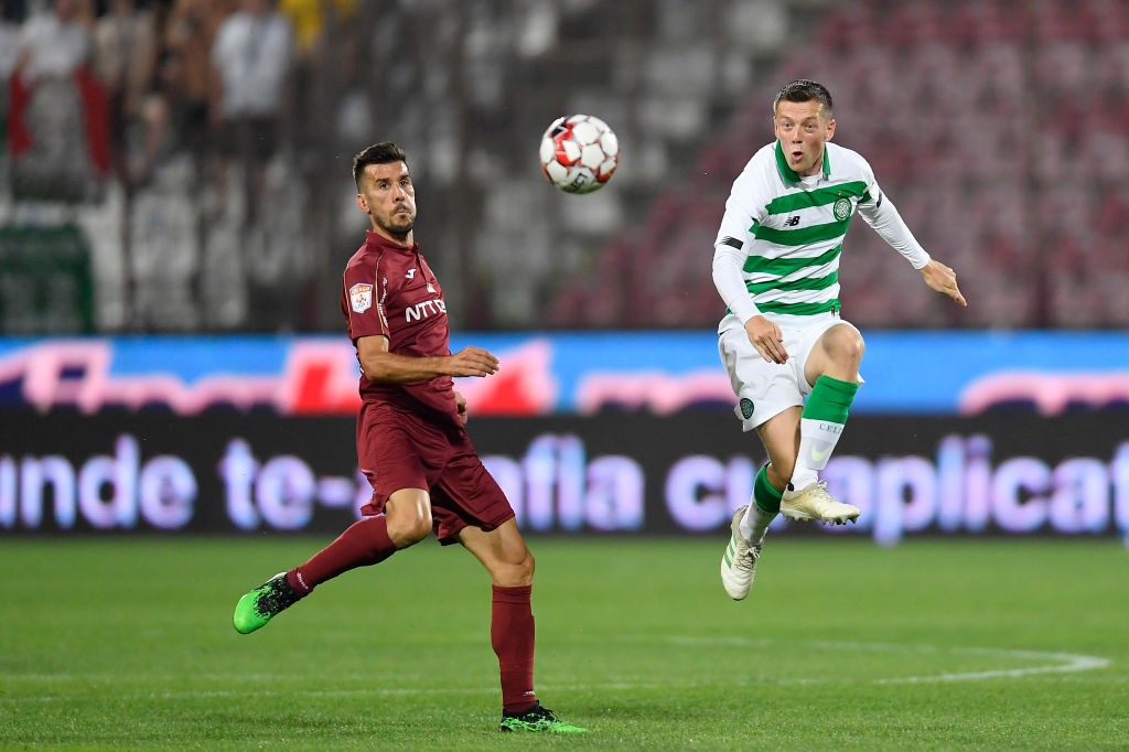 Celtic and Cluj clashed last seasond