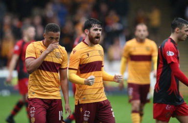 Motherwell midfielder Liam Donnelly is being linked with a Celtic move.