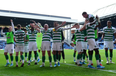 The Celtic players have been fantastic this seasson