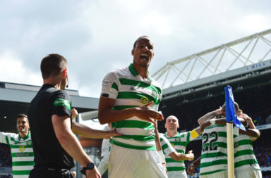 Celtic defender Christopher Jullien