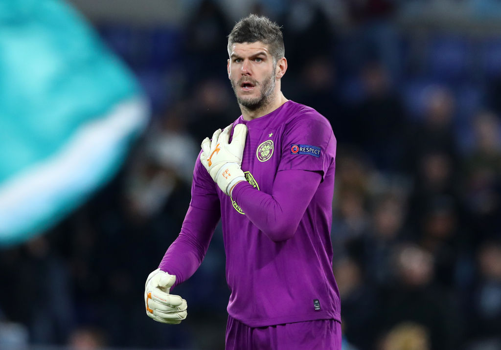 SPFL player speaks about trying to chip Celtic's Forster