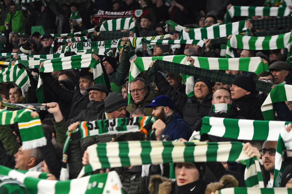 Report: Celtic finally take action over unchecked verbal attacks