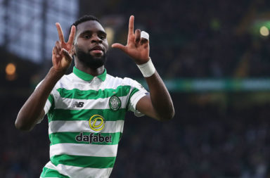 Celtic forward Odsonne Edouard