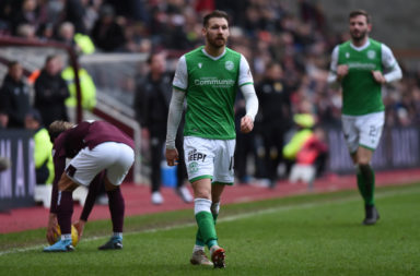 Celtic target Martin Boyle has his price set by Hibs.