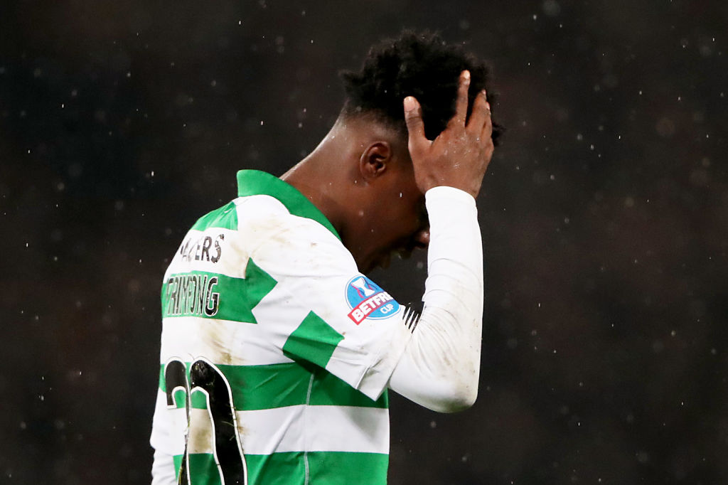 Our View: Celtic star's referee claim makes for bizarre reading