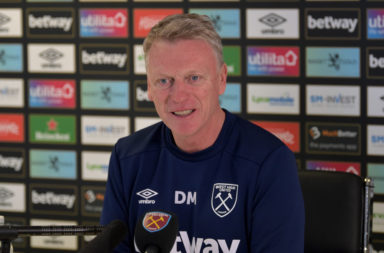 West Ham United manager and former Celtic defender David Moyes