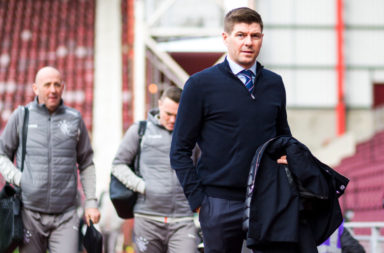 Rangers manager Steven Gerrard and Celtic gaffer Neil Lennon are reacting differently to defeats.