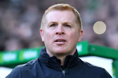 Neil Lennon should be commended for shape change but still conceding from headers.