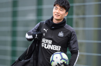 Ki Sung-Yeung, formerly of Celtic
