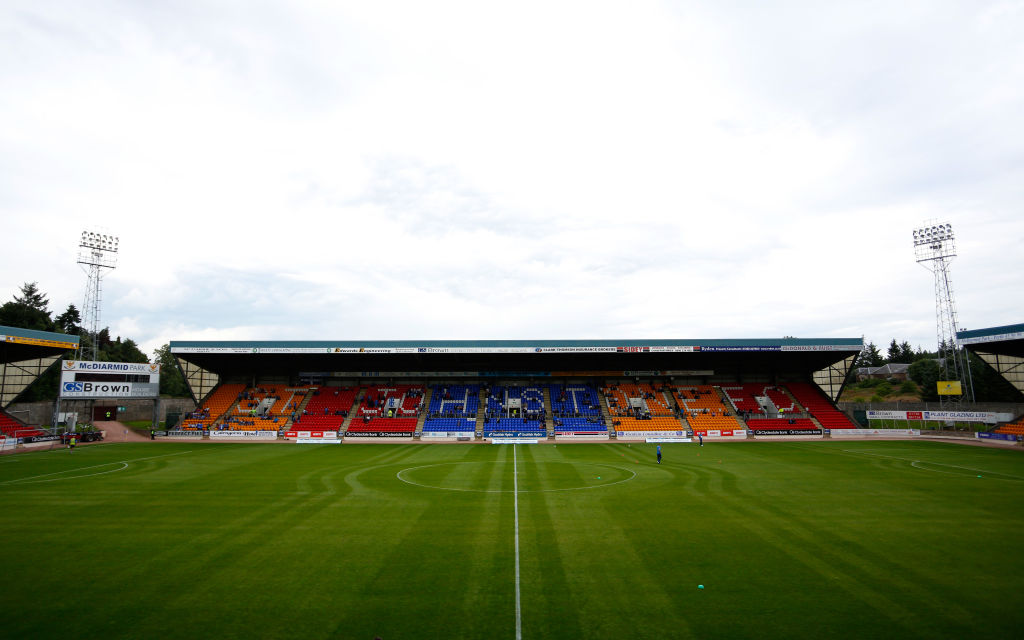 McDiarmid Park will be filled mainly with Celtic fans