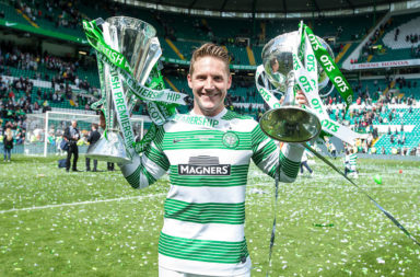 Former Celtic attacker Kris Commons