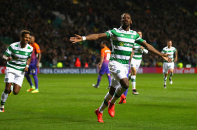 Former Celtic man Moussa Dembele