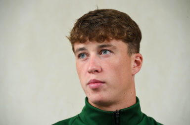 Celtic defender Jack Hendry