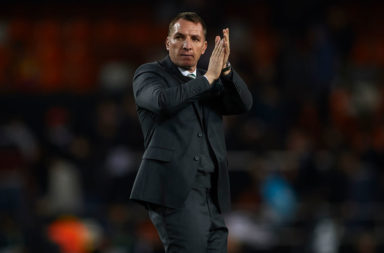 Brendan Rodgers struggled on the European stage